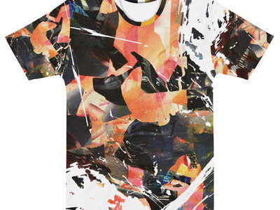 Subway Splatter allover T-shirt main photo