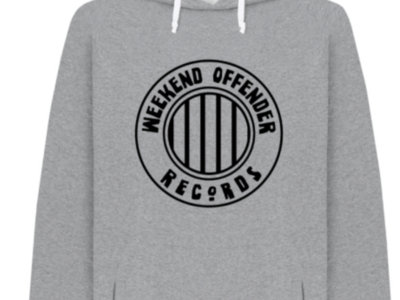 Weekend Offender Records Hoodie main photo