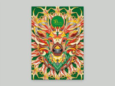 "Poster ""Tringular"" cover art main photo"