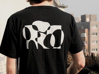 "R.i.O. T-Shirt (Black) ""BIG LOGO ON BACK"" main photo"
