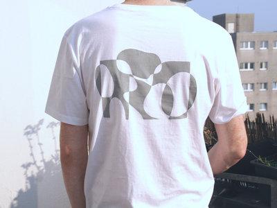 """R.i.O. T-Shirt (White) """"BIG LOGO ON BACK"""" main photo"""