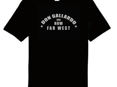 DG & HFW - Black T-Shirt main photo