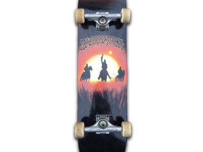 """Skateboard Deck - """"II"""" main photo"""