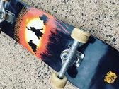 "Skateboard Deck - ""II"" photo"