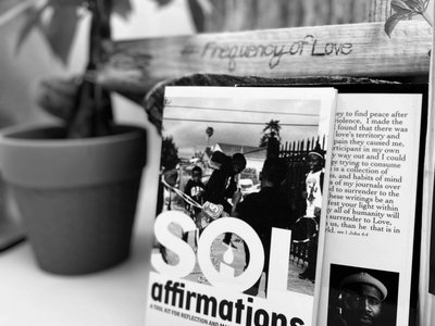 SOL Affirmations: A Tool Kit for Reflection and Manifesting The Light Within main photo