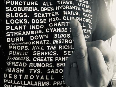 Fukshitup T-shirt main photo