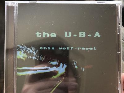 The UBA - This Wolf Rayet CD main photo