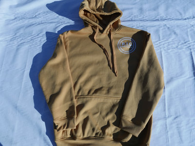 RTG Vinyl Decal Hoodie (mustard) main photo