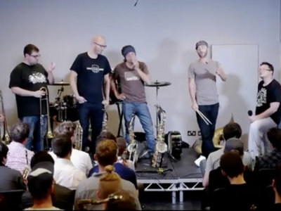Youngblood Brass Band Workshop/Masterclass Video main photo
