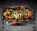 METAL FOR KIDS. UNITED! ALL-STAR CHARITY JAM image