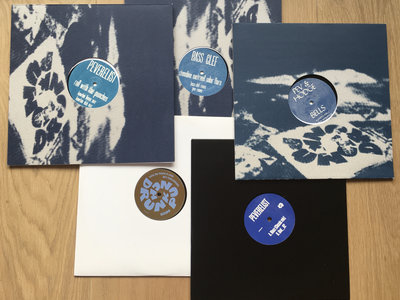 "Punch Drunk 5 x 12"" vinyl bundle - Peverelist, Hodge, Kowton, Bass Clef, Guido main photo"