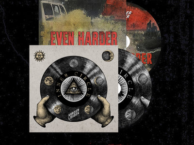 Inner Circle + Even Harder CD Bundle (Limited Edition) main photo