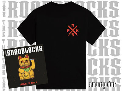 Troubled Times | LP (black) + T-Shirt Bundle main photo