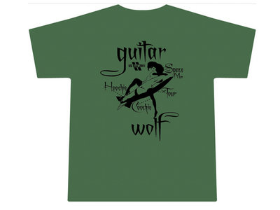 2011 US Tour T-shirt - Moss Green - S main photo