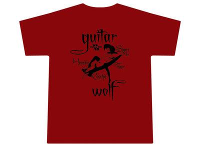 2011 US Tour T-Shirt - Red main photo