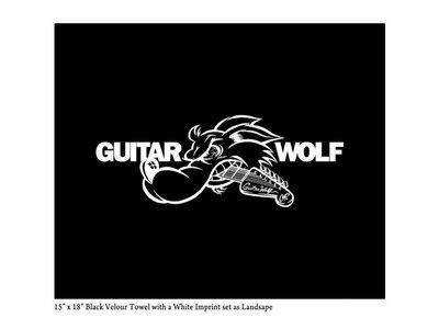Guitar Wolf Rally Towel - 2 Pack main photo