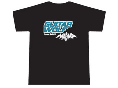 2013 Magma Tour T-shirt - Black main photo