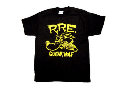 Rock'n'Roll Etiquette T-Shirt -YL main photo