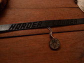 Harder & Louder Pentagram Collar photo