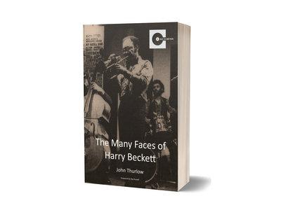 The Many Faces of Harry Beckett - John Thurlow (book) main photo