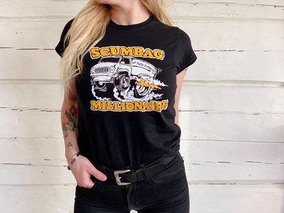 Van Girlie T-shirt, Black main photo