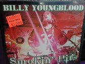 Billy Youngblood Music CD 'Smokin' Hits' photo