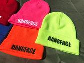 BANG FACE Beanie Hat photo