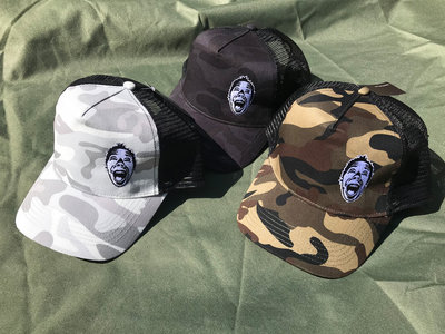 BANG FACE Trucker Cap - CAMO main photo