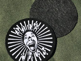 BANG FACE Sewn On Patch photo