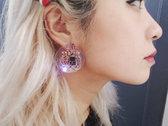 Custom dB Meter Earrings photo