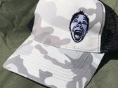 BANG FACE Trucker Cap - CAMO photo