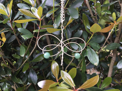 """Green Butterfly"" Celtic Heartstring main photo"