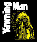 Yawning Man image
