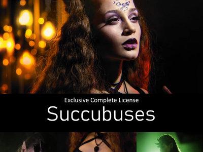 Succubuses: Unique Full Exclusive License main photo