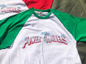 Power Ravers - Weekender 2020 Theme - T-Shirt photo