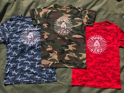 BANG FACE - Camo T-Shirt - Various Patterns main photo
