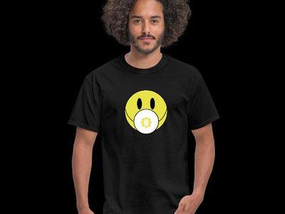 Smiley Wearing Mask T-Shirt main photo