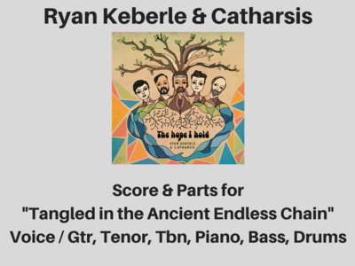 Ryan Keberle & Catharsis | Tangled in the Ancient Endless Chain | Score & Parts (PDF) main photo