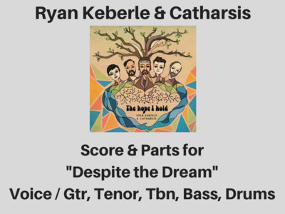 Ryan Keberle & Catharsis | Despite the Dream | Score & Parts (PDF) main photo
