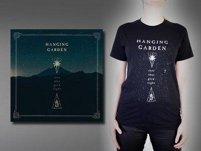 Into That Good Night vinyl + t-shirt bundle main photo
