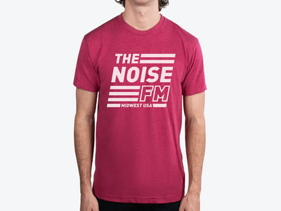 The Noise FM Corporate Logo Tee (Small Only) main photo
