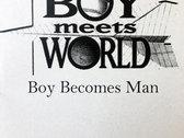 Boy Meets World: Boy Becomes Man - Erotic Fan-Fiction Zine photo