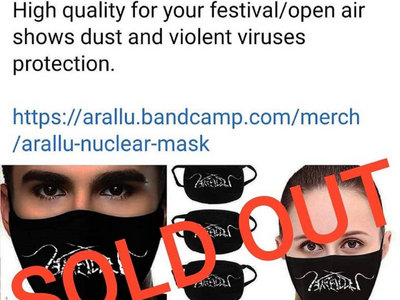 ARALLU nuclear Mask main photo