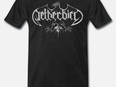Netherbird - Logo shirt - gray print main photo