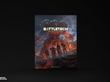 BattleTech Collector's Edition Score Book: PHYSICAL Sheet Music (Book) main photo