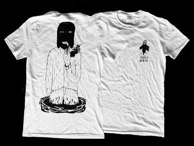 "Ltd Edition ""Michelangelo Setola X Maple Death"" T-Shirt main photo"