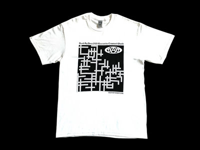 Quarantine Crossword shirt main photo