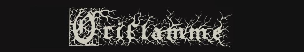 ORIFLAMME BLACK METAL