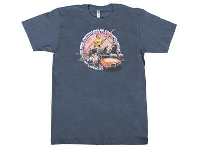 'Do The Damn Thing' T-shirt (Charcoal) main photo