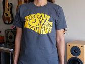 Soul Motivators Logo T-Shirt (Charcoal) photo